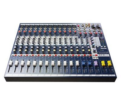 MIXER SOUNDCRAFT EFX 12
