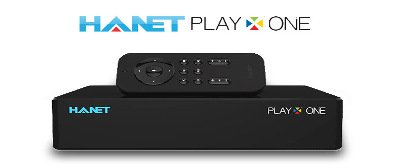 HANET PLAYX ONE 2TB